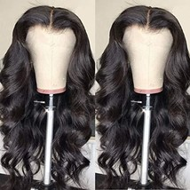 Lace Front Wigs Friya Hair Loose Wave Curly Wig Heat Resistant Synthetic Fiber L