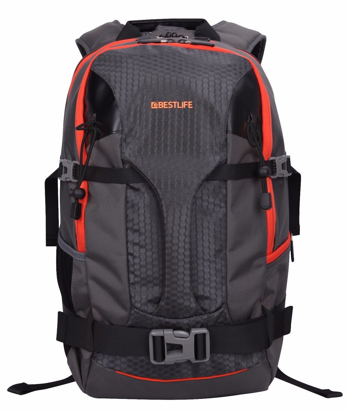 BESTLIFE Active Grab-n-Go Skateboard Backpack or Outdoor Travelers Bag Daypack