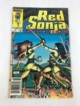 Red Sonja She-Devil With A Sword Vol 3 No 2 Oct 1983 Comic Book Marvel Comics - $8.59