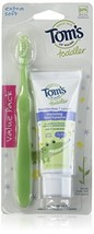 Tom's of Maine Toddler Toothpaste & Toothbrush Set, pack of 1 - $17.09