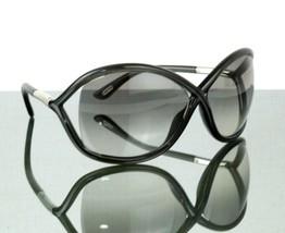 Genuine TOM FORD Tamara Sunglasses Shiny Green w/ Green Gradient  - $197.01