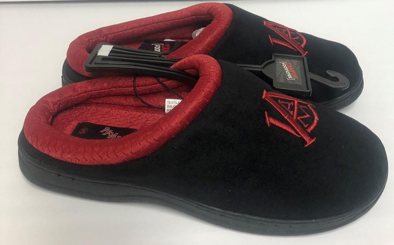 Alabama A&M University Men's Slippers Shoes Sz 9/10 image 2