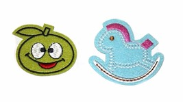 Cute Embroidery Sew, Iron On Patch for Baby Clothes, Jeans, Fabric Appli... - $5.69