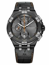 AUTHORIZED DEALER Maurice Lacroix Aikon AI1018-PVB01-334-1 44mm Watch - $1,277.10