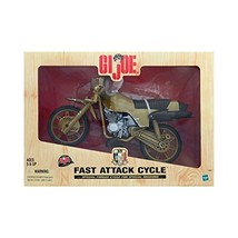 """G I Joe 35th Anniversary Fast Attack Cycle fro 12"""" Figures - $74.11"""