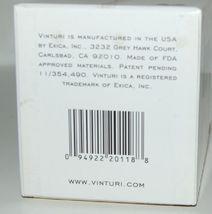 Vinturi VINW White Wine Aerator No Drip Stand Pouch Color White image 7