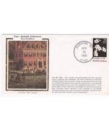 GEN JOSEPH JOHNSTON SURRENDERS DURHAM NC APRIL 26 1990 CIVIL WAR COLORAN... - €1,75 EUR
