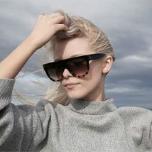 Kim Sunglasses Classy Oversized Stylish Fashion... - $5.99