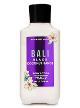 Bath & Body Works Bali Black Coconut Sands Body Lotion 8oz - $13.47