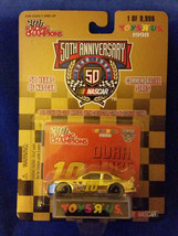 1998 Racing Champions 1:64 Scale Toys R Us Gold 1/9998 #10 Dura Lube - $7.55