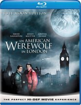 An American Werewolf in London (Full Moon Edition) [Blu-ray]