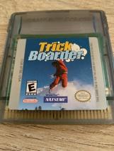 Nintendo Game Boy Color Trick Boarder image 1