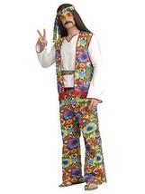 Forum Novelties Hippie Dippie Man, Adult - $46.93