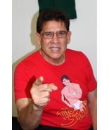 Tito Santana WWE Wrestler 13 x 19 Unmatted Photograph - $35.00