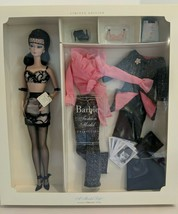 Silkstone Barbie A Model Life Limited Edition Gift Set Mint In Box 2002 - $262.35