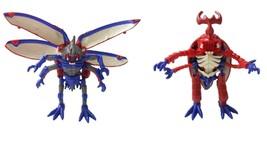 Bandai Digimon Digivolving Kabuterimon to MegaKabuterimon Figure Complet... - $54.45