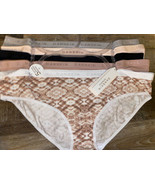 Danskin ~ Women's Bikini Underwear Panties 5-Pair Cotton Blend (B) ~ M - $25.25