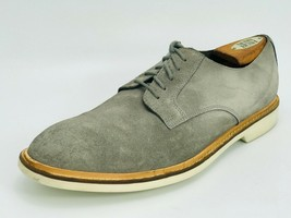 Cole Haan Men's Great Jones Plain Oxford Gray Suede Size 10.5D - $69.29