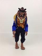 Beauty and The Beast Prince Adam Disney Store Beast Classic Doll Figure ... - $21.73