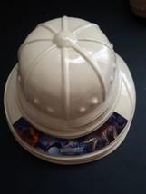 Jurassic World Safari Hat Plastic Pith Helmet Pretend Play Explorer Dino... - $16.78