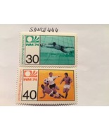 Germany Football World Cup mnh 1974    stamps - $1.95