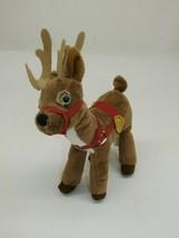 "Hallmark Polar Express Reindeer 7"" Plush Toy Stuffed Animal - $11.87"