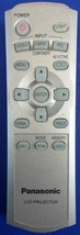 Genuine Original OEM Panasonic LCD Projector Remote Control PT-AE500U - $27.99