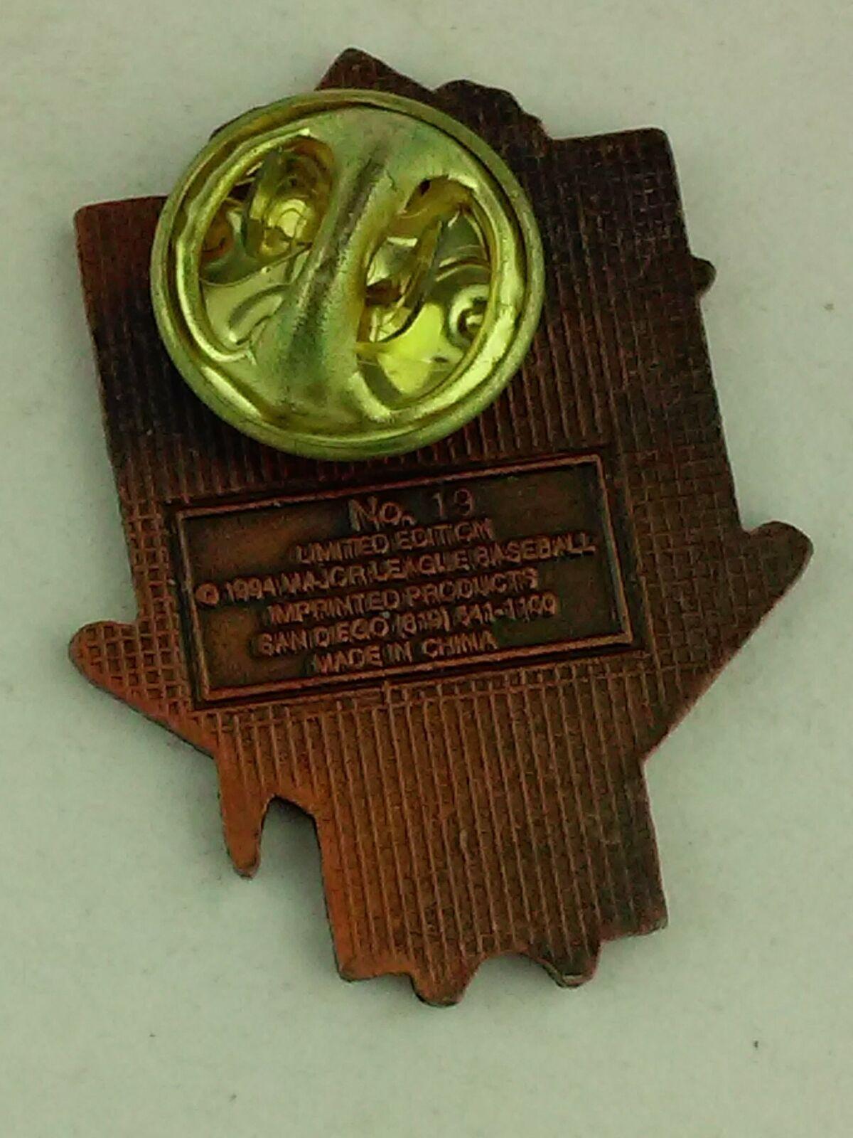 Florida Marlins 1993 Inaugural Season Pin MLB Spikes
