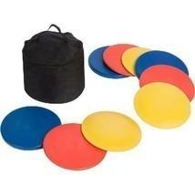 Disc Golf Set - With Disc Golf Bag - 9 Discs Family Outdoor Game Set Sum... - $70.28