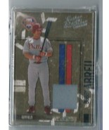 2004 Donruss Leather and Lumber Materials Jersey #111 Bobby Abreu NM-MT ... - $24.74