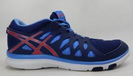 Asics Gel Fit Tempo 2 Size US 7.5 M (B) EU 39 Women's Running Shoes Blue S563N