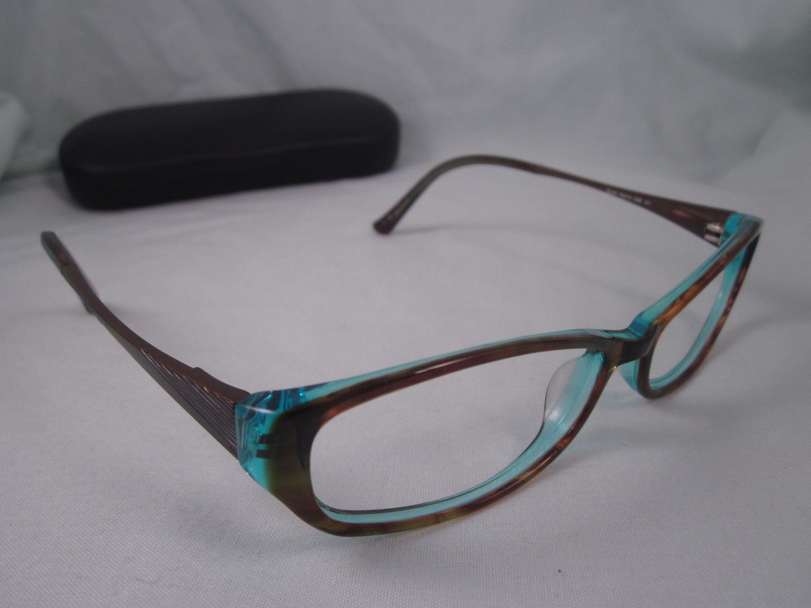 8ca5462831f Scott Harris Rx Eyeglasses 228 01 Aqua and 45 similar items
