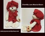 Chantilly lane bear red hat web collage thumb155 crop