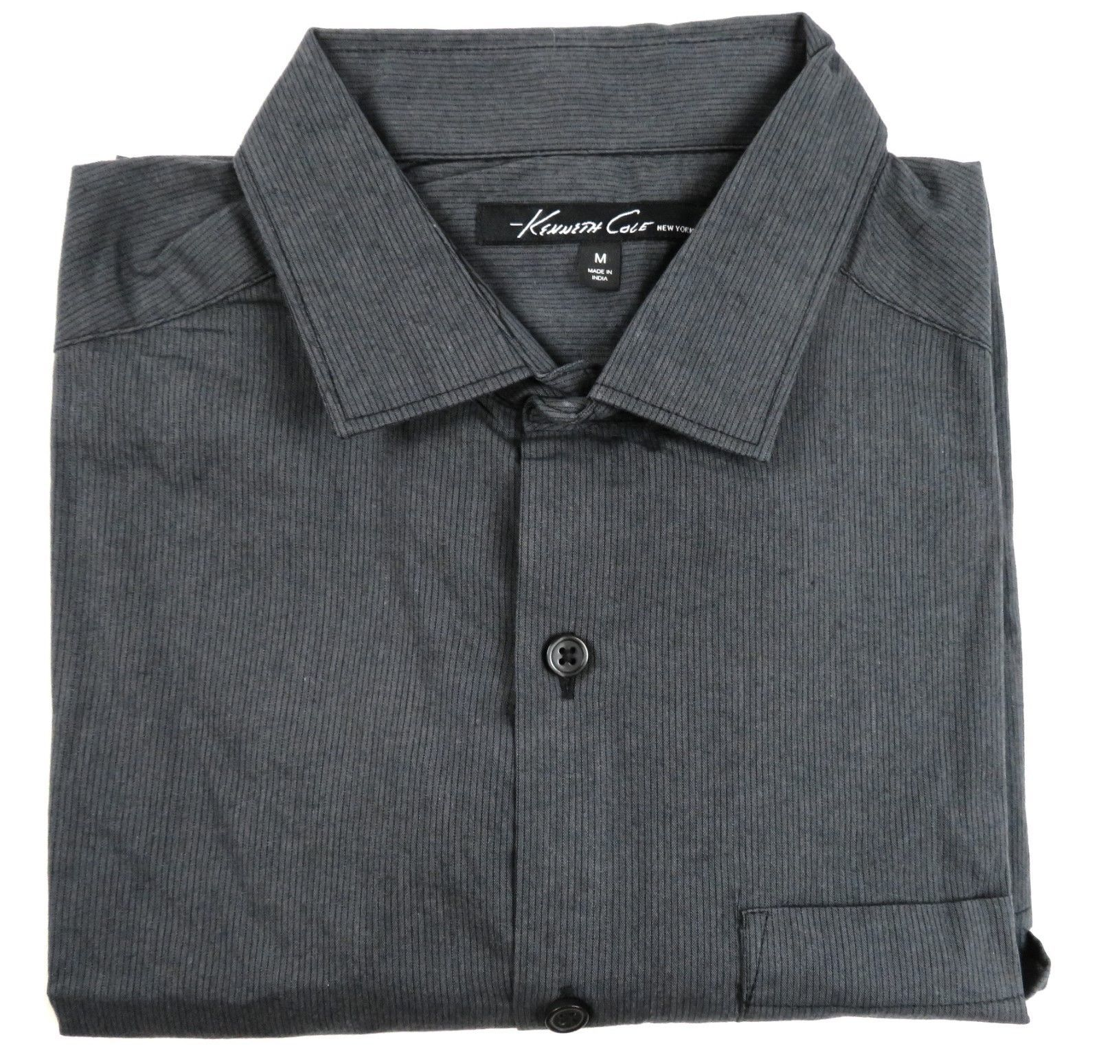 Kenneth Cole New York Shirt Men's Long Sleeve Button-down #29