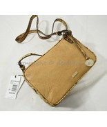 NWT Brahmin Demi Shoulder/Crossbody Camera Bag in Toasted  Rochelle MSRP... - $239.00