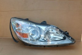 09-11 Genesis Sedan Projector Headlight Lamp Halogen Passenger Right RH POLISHED image 1