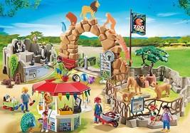 BRANDNEW Playmobil #6634 Great City Zoo FREE SH... - $41.13
