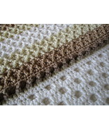 CROCHET PATTERN - The Wedding Afghan, afghan, stitches are symbolic, bla... - $4.99