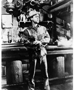 Alan Ladd Shane Firing Gun In Bar B&W 16x20 Canvas Giclee - £56.37 GBP