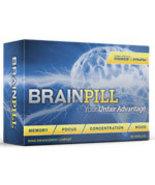 BrainPill Brain Enhancement Complex 60 Capsules - $79.99