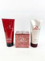 Avon Passion EDP Spray 1.7 oz Sealed + Body Lotion 6.7 oz + Shower Gel 6.7 oz - $49.99