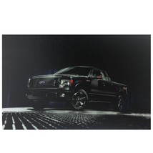 "Northlight Black Ford F150 FX2 Sport LED Lighted Canvas Wall Art 23.5"" x... - $29.69"