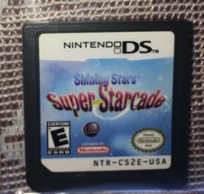 Shining Stars: Super Starcade (Nintendo DS, 2008) Cart Only - $7.05