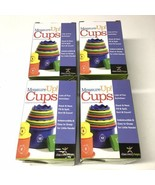 Discovery toys Measure up Cups #1971 Lot Of 4 Boxes NIB learning Pathways - $54.44
