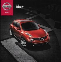 2013 Nissan JUKE sales brochure catalog US 13 S SV SL Midnight Turbo - $9.00