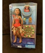 New  Moana Hair Play Doll - Disney Store  - $23.88