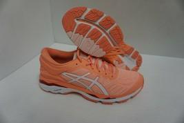 Asics woman shoes gel kayano 24 seashell pink size 10.5 us - £96.05 GBP