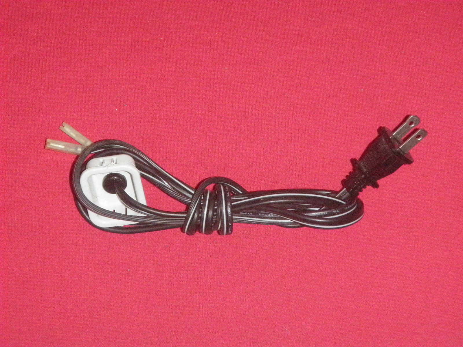 Primary image for Williams Sonoma Bread Machine Power Cord for Model WS2094