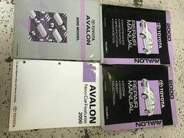 2000 Toyota AVALON Service Shop Workshop Repair Manual Set OEM W EWD + Features - $108.85