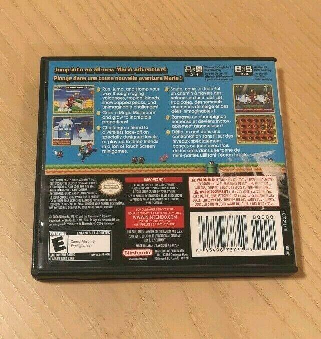 New Super Mario Bros. (DS, 2006)
